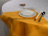 Servilleta 100% de vector del damasco de la venda del satén del algodón para el hotel o el restaurante