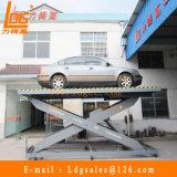 3ton inmóviles Scissor la elevación hidráulica del coche (SJG3-6)