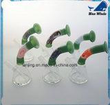 Waterpijp 3mm van het Glas van Nice Dikte, het Duidelijke Glas Shisha van de Kleur