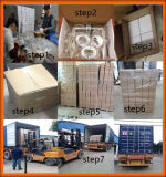 Maniglia di leva del portello della fabbrica della Cina con SSS Rosa quadrata