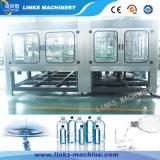 Totalmente automático rotativo de alta velocidad de la máquina de llenado de agua