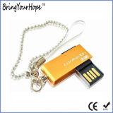mini entraînement de stylo usb de l'émerillon 8GB (XH-USB-004)