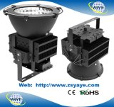 Yaye 18 400W Hot vendre CREE LED High Bay lumière / LED Meanwell 400W Industrial Light avec ce/RoHS/ 5ans de garantie