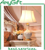 Lámpara de escritorio de cerámica moderna/lámpara de vector para 008 decorativos caseros
