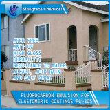 Emulsion fluorocarbonée pour la meilleure peinture extérieure acrylique (SA-305)