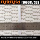 Étiquette anticontrefaçon interurbaine de bibliothèque de collant de fréquence ultra-haute Rfidr