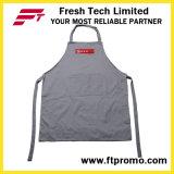 100% de poliéster/algodão impressão personalizada OEM Cozinha Promocional Avental Bib