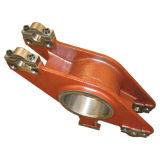 トレインおよび鉄道のための鋼鉄鋳造の部品