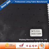 Qualitäts-Polyester-Schaftmaschine-Gewebe für Kleid-Futter Jt111