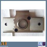 7075 Metal de alumínio Fabricação de peças de molde de usinagem CNC (MQ649)