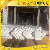Fabrik-Zubehör Soem-ODM-Aluminiumstrangpresßling formt Aluminiume-Kanal für Fenster und Tür