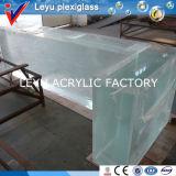Feuille acrylique claire superbe pour le réservoir acrylique