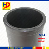High Quality N14 Big Cylinder Black Liner Kit Anel de forro de pistão (3801826) (3065405)