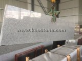 Het goedkope/Hoogstaande Grijze Graniet G603 voor Muur/de Vloer past aan