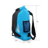 يصمّم تصميم جديدة [25ل] جافّ كيس حمولة ظهريّة حقيبة مع جيب