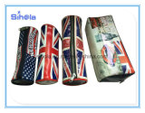 Londres Big Ben Square Sac de crayon, articles de papeterie Box