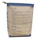 Saco de cemento de suministros, bolsa de papel Kraft de sellado en caliente