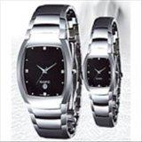 タングステンの腕時計