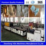Machine van de Extruder van de Profielen van het Comité van de Deur van pvc de Houten Plastic