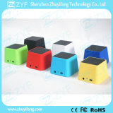 Mini altoparlante trapezoidale multicolore senza fili portatile di Bluetooth (ZYF3066)