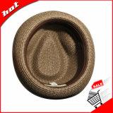 Chapéu do Fedora dos chapéus de palha do chapéu de Panamá do verão da alta qualidade das vendas por atacado