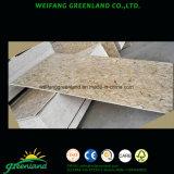 Grade d'emballage en bois de peuplier OSB (stand board) conseil orienté