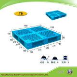 Plastik T6 neun Fuß Rasterfeld-Tellersegment-Ladeplatten-