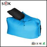 هواء سريعة يملأ خارجيّة سفر [210ت] نيلون [ريبستوب] قابل للنفخ يطوي [لمزك] مألف ينام كسولة حقيبة أريكة