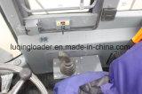 Sem Cummins Engine 3cbmのバケツ5tの重い車輪のローダー