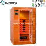 Zaal van de Sauna van Fashional de Verre Infrarode (SR102)