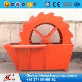 Máquina de lavar de areia de roda de alta eficiência para venda quente