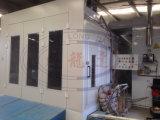 Tipo compartimiento del lujo de Wld 9000 del secado por aspersión/cabina de la pintura de Bodyshop para los coches