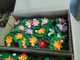 Plantas y flores artificiales de Lotus 10cm Gu-HS-Lotus005