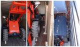 Durante 10 años de fabricante pequeño cargador de la rueda de 1.5 toneladas