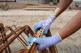 Латексные перчатки работы для операций по поддержанию мира теплый (LY2030)