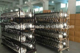 Antiadherente utensilios de cocina de acero inoxidable Wok (SX-KS009)