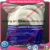 Circuito de respiración de la anestesia/circuito de respiración de la anestesia del circuito