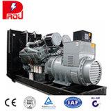 100kw Yuchai Generador Diesel trabajar