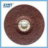Roues abrasives T27 pour abrasifs en acier inoxydable