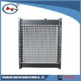 6btaa : générateur de l'eau du radiateur de refroidissement du radiateur radiateur Radiateur Groupe électrogène de base de cuivre
