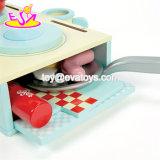 Stufa di legno del giocattolo delle nuove ragazze più calde con l'alimento W10c359 del gioco