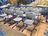 고등학교 책상을%s PE 의자와 의자 (SF-32D)를 가진 주조된 널 테이블