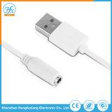 다중 매체를 위한 5V/1.5A 백색 HDMI 동축 오디오 케이블