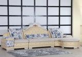 Sofá de couro modernos de alta qualidade móveis domésticos