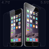 iPhone 6을%s 이동할 수 있는 Phone Accessories Tempered Glass Screen Protector