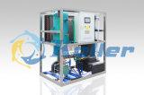 Máquina de hielo del tubo de la eficacia alta de Guangzhou Koller una tonelada por el día (TV10)