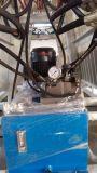 Вращаясь пневматическая машина Woodworking композитора деревянного луча струбцины