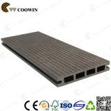 Materiali di legno impermeabili della pavimentazione del balcone della scanalatura di WPC