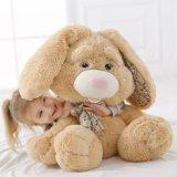 Plush Jumbo Rabbit Hair Soft Soft Stuffed Kids Buddy Toy