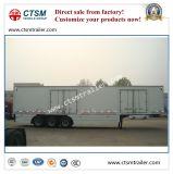 Gekühlter thermischer Hochleistungskasten/LKW-Schlussteil Vantype Semi